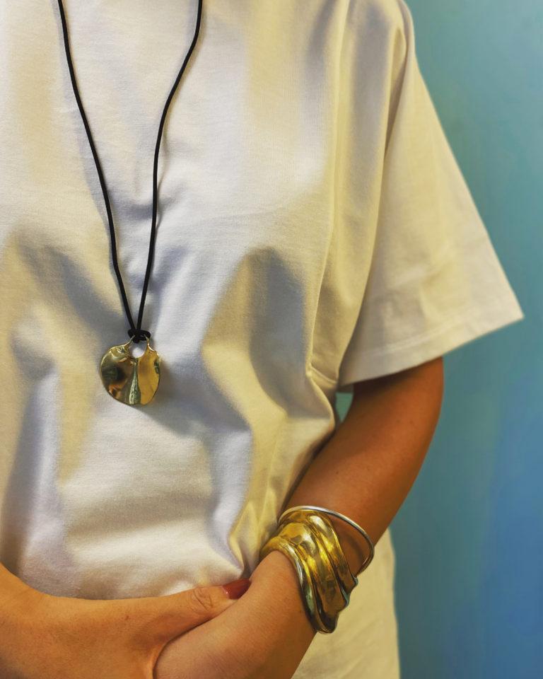 ariana boussard-reifel tamoko necklacerestockgold